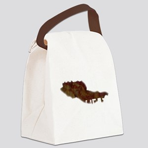 MEAT CANDY Canvas Lunch Bag