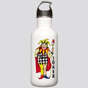 jester Stainless Water Bottle 1.0L