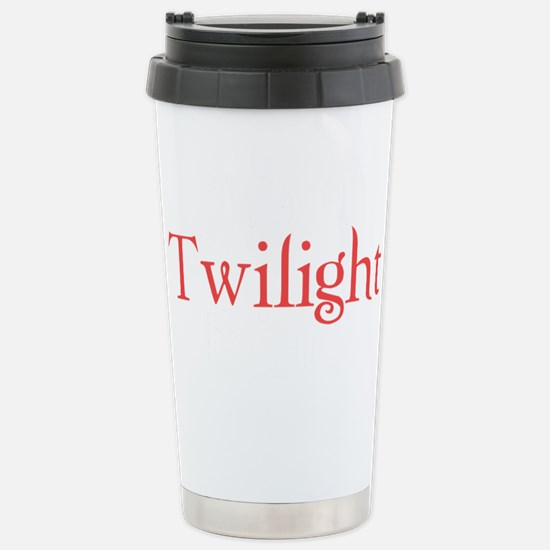Its A Twilight Thing. You Would Stainless Steel Tr