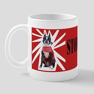 sticker Mug