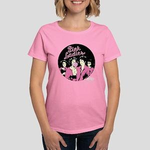 Pink Ladies Women's Dark T-Shirt