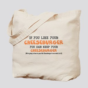 Anti Obamacare Humor Tote Bag