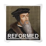 Reformed Woven Throw Pillow