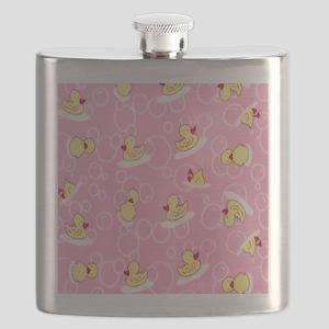 rubber ducks Flask