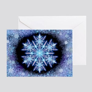 snowflake stationery cafepress