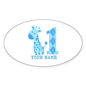 1st Birthday Stickers