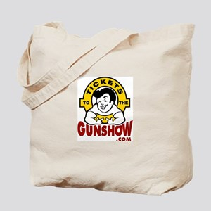 Tickets To The Gunshow Tote Bag
