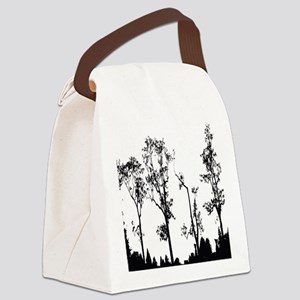 Copse Canvas Lunch Bag