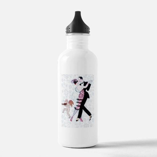 SLIDER BARBIER Cple 2 Water Bottle