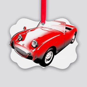 Bugeye Sprite Picture Ornament