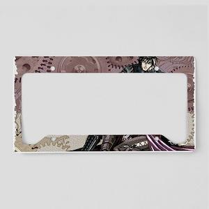 Anima_wallcalendar License Plate Holder