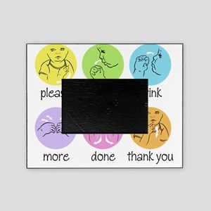 Baby Shower Thank You Picture Frames Cafepress