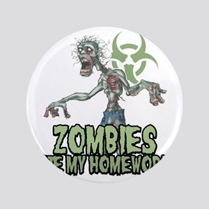 """Zombies-Ate-Homework 3.5"""" Button"""