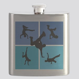 breakdance Flask