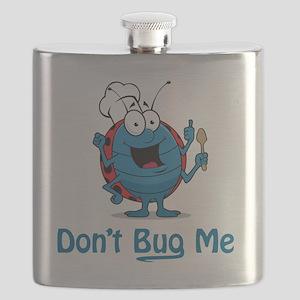 DontBugMe-Chef-8x8 Flask