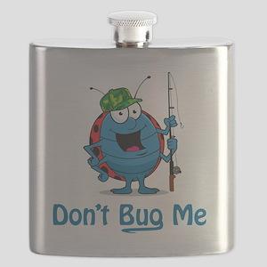 DontBugMe-Fisherman-8x8 Flask