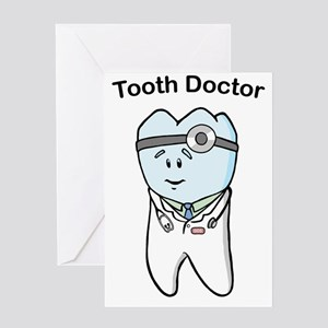 Tooth Doctor Greeting Card
