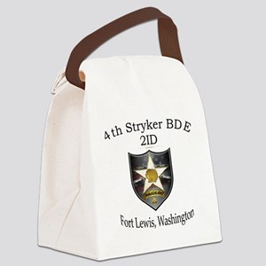4th SBCT Canvas Lunch Bag