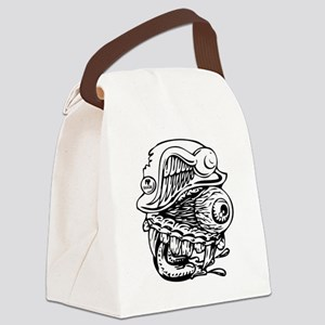 Flying Eye Canvas Lunch Bag