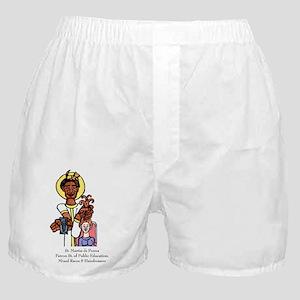 Martin de Porres Boxer Shorts