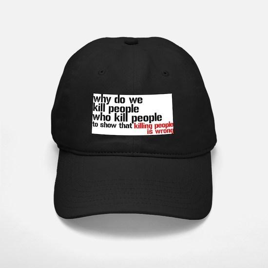 killpeople1 Baseball Hat
