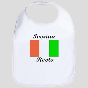 Ivorien roots Bib