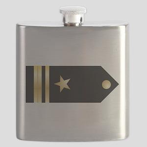 Lt. JG Board Flask