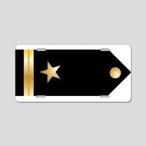 Ensign Board Aluminum License Plate