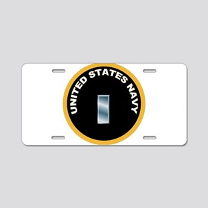 Lieutenant, JG Aluminum License Plate