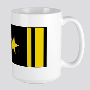 Lt. JG Board Large Mug
