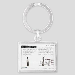 111107 Landscape Keychain
