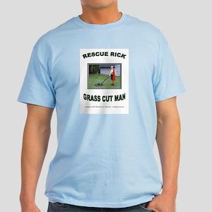 Yard Safety Awareness Light T-Shirt