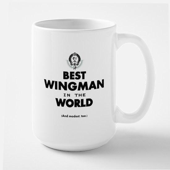 The Best in the World – Wingman Mugs