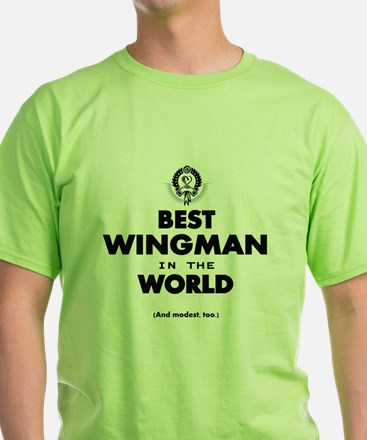 The Best in the World – Wingman T-Shirt