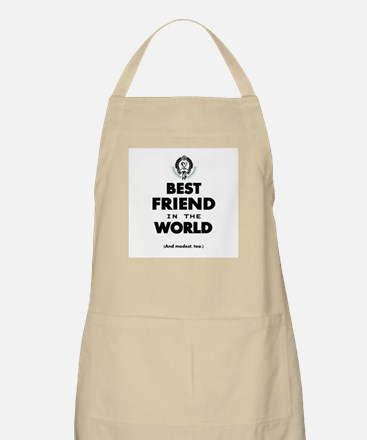 The Best in the World – Friend Apron