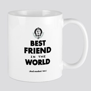 The Best in the World – Friend Mugs