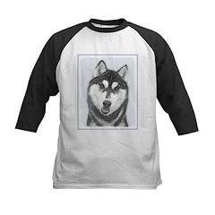 Siberian Husky (Black and White) Tee
