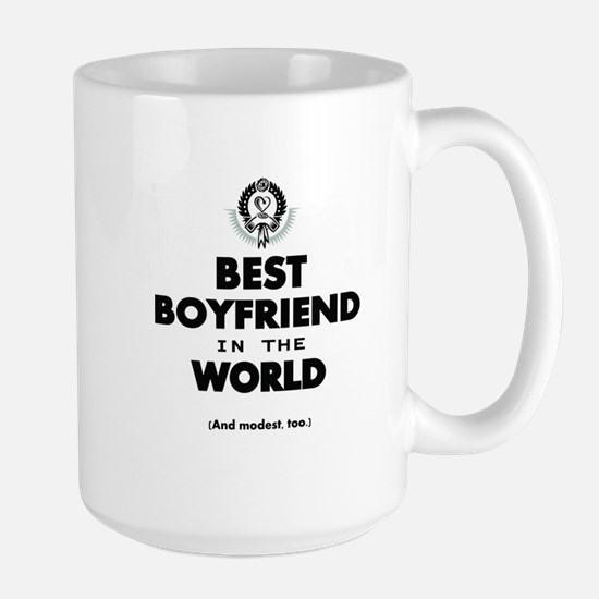 The Best in the World – Boyfriend Mugs