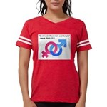 Male and female T-Shirt