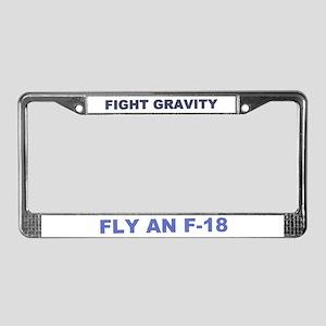 LICENSE PLATE FRAMES License Plate Frame