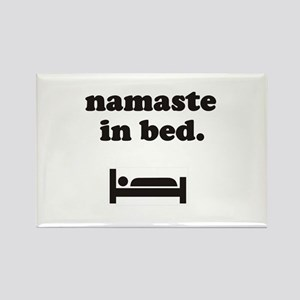 Namaste in Bed Magnets