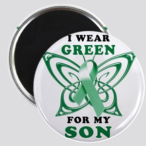 I Wear Green for my Son Magnet