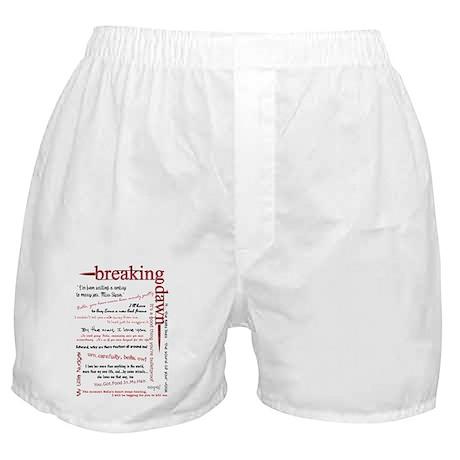 breaking dawn vert Boxer Shorts