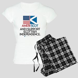 Ameri/Scot Women's Light Pajamas