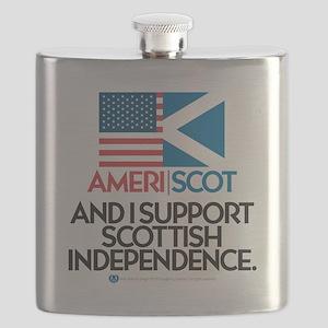 Ameri/Scot Flask