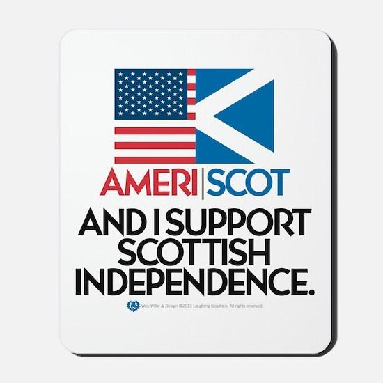 Ameri/Scot Mousepad