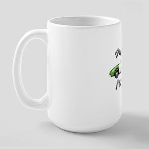 Miata MX5 Italia front Large Mug