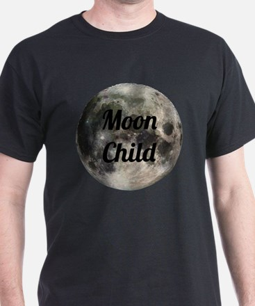 Funny Moon back T-Shirt