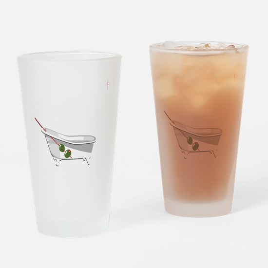 20111113_Phish_BathtubGin-Shadow Drinking Glass
