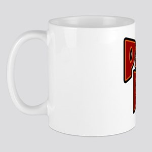 Pewter Pride (white) Mug